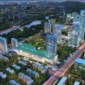 武汉龙湖光谷天街