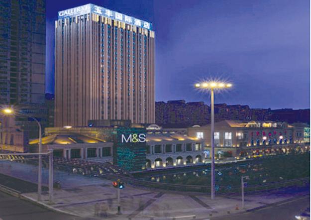 湖北玉丰国际大酒店内部装修价值评估