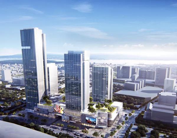 复星---武汉云尚国际商业综合体