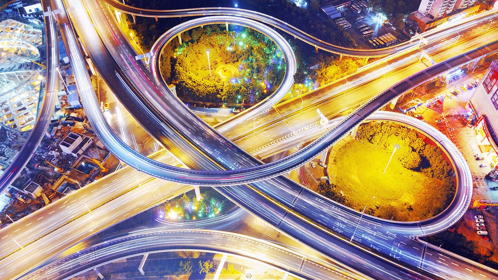 武汉市地产集团---武汉市二环线汉口段BT项目