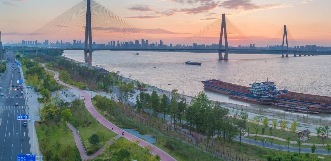 武青堤(铁机路~武丰闸段)堤防江滩综合整治工程