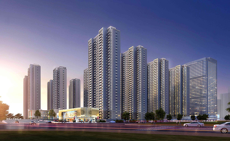 龙湖地产---长沙春江郦城