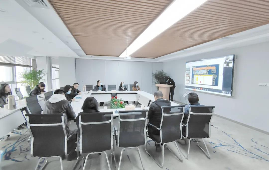 天宇万博体育苹果下载地址咨询优秀项目评审顺利举行